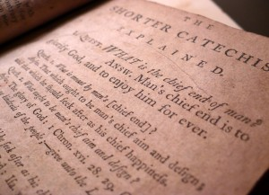 Don't Use a Catechism Like This : Kingdom People