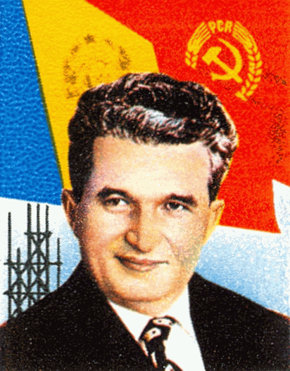 Image result for uprising topples romania's nicolae ceausescu